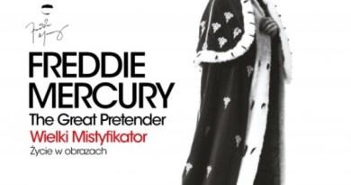 Freddie Mercury. The Great Pretender. Wielki Mistyfikator. Życie w obrazach – Sean O'Hagan