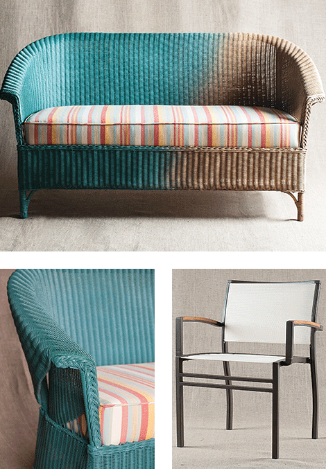 queen anne upholstery