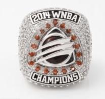 Phoenix Mercury WNBA Championship ring