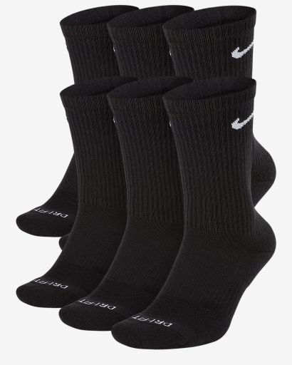 Nike performance socks for women's basketball