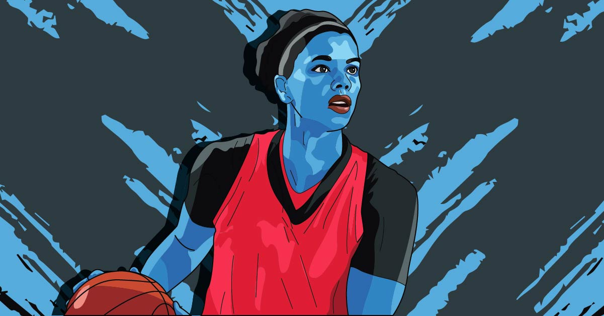 Alysha Clark Unpacked Her Bags And Became A WNBA Star