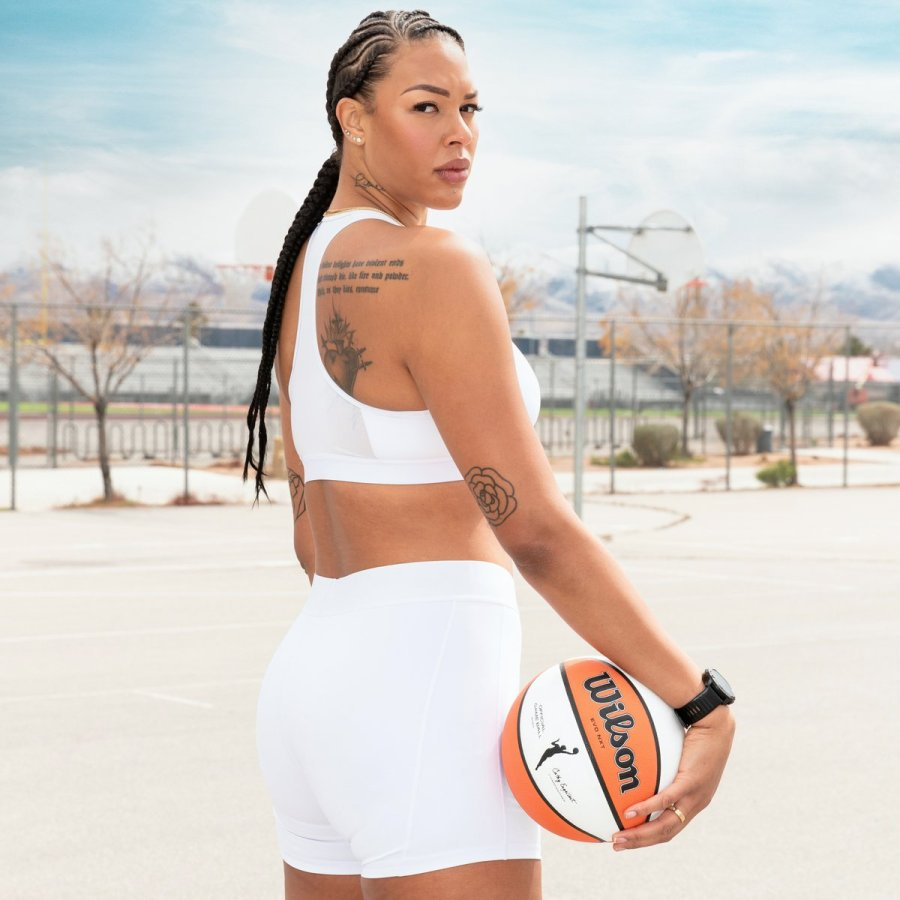 Wilson release new WNBA basketball with Liz Cambage on board of advisors