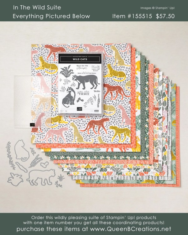 Stampin' Up! In the Wild Suite Collection