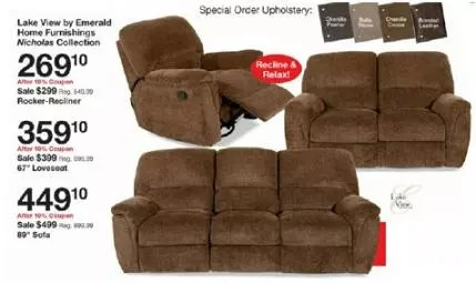 Fred Meyer Furniture Sale Great Deals On Couches Bunk