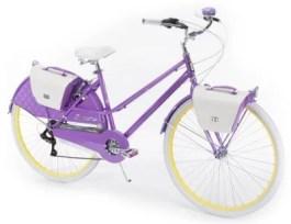 Image result for 700c Huffy Supreme Women's Cruiser Bike, Purple