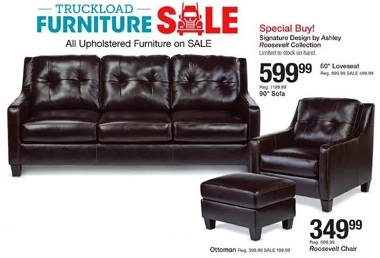 Fred Meyer Save BIG On Furniture At Truckload Furniture
