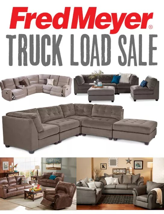 Fred Meyer Leather Sofa | Centerfieldbar.com | title