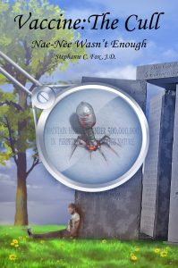 Vaccine - The Cull - Final Cover Illustration by Steve Palmerton
