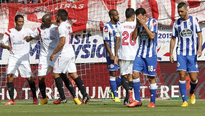 Prediksi D La Coruna vs Sevilla 19 November 2016