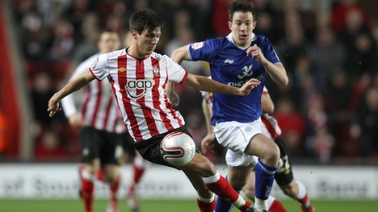 Southampton v Leicester City - npower Championship