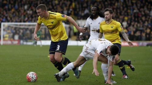 Gillingham vs Oxford United