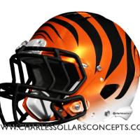 Finally, a Bengals Concept Helmet That Doesn't Suck