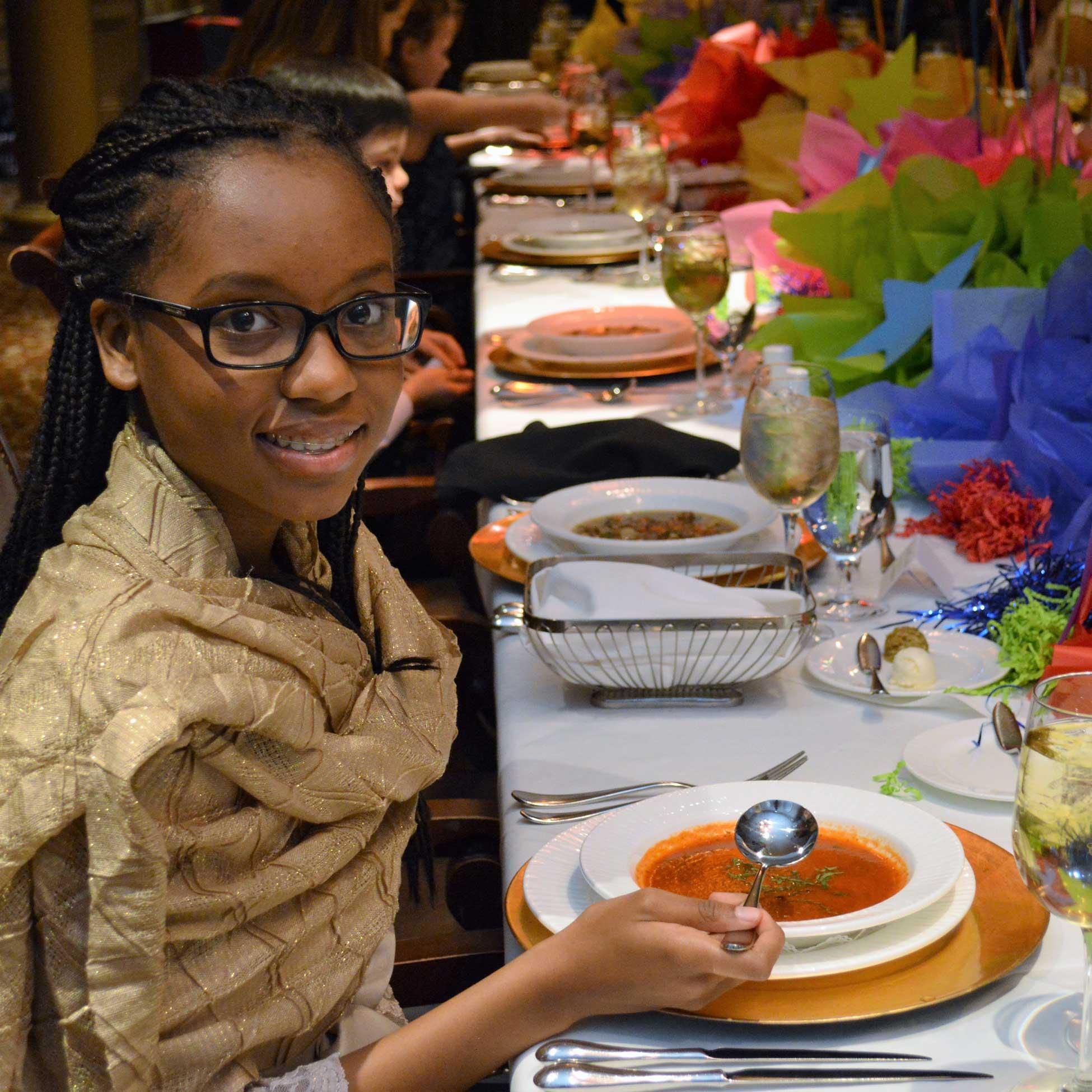 Etiquette Classes For Children And Teens Queen City