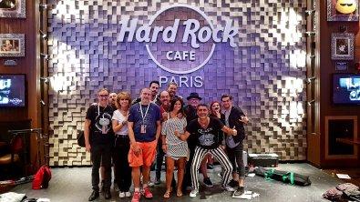 FFAD 2018 Hard Rock Café Paris