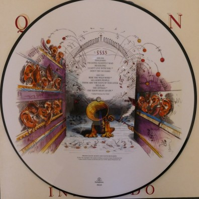 Limited Edition, Picture Disc, Unofficial Release