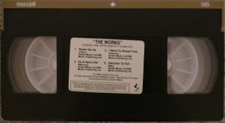 K7 Vidéo The Works EP