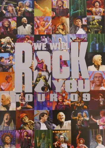 WWRY UK Tour Program