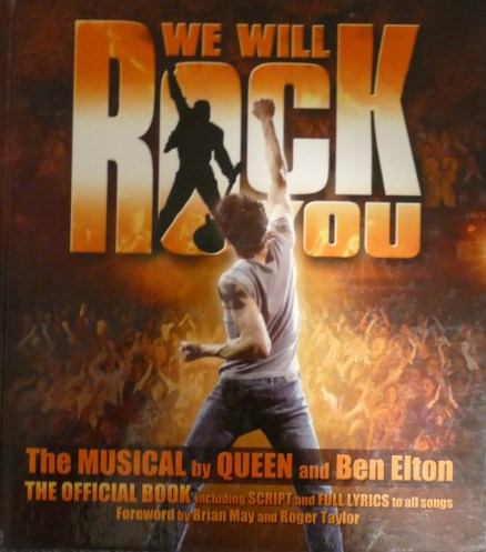 WWRY London le livre