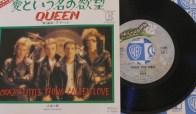 Face B de Crazy Thing Called Love, 45 Tours Japon