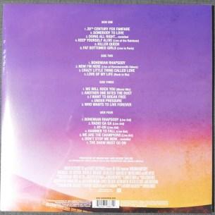 BO Bohemian Rhapsody le double vinyle