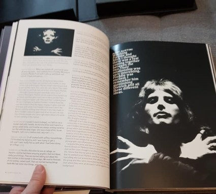 Killer Queen by Mick Rock 17