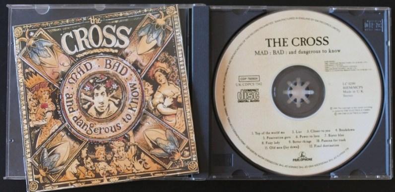 The Cross MBADTK CD