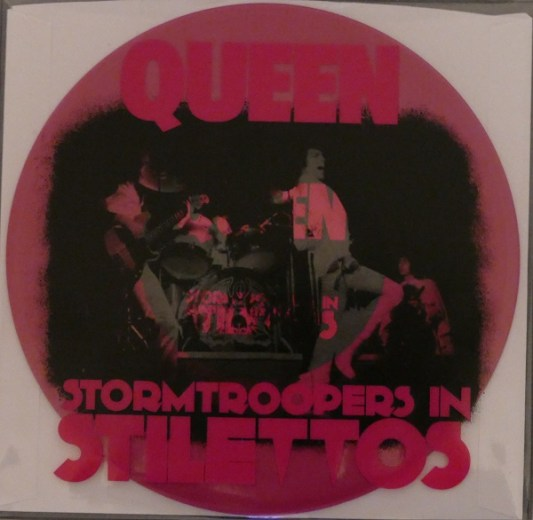 "7""Pink Vinyl"