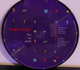 Fun On Earth LP Picture Disc