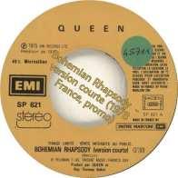 Bohemian Rhapsody, version courte France