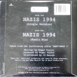 Nazis 45 tours couleur