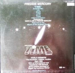 Time Maxi 45 tours