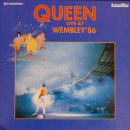 Live at Wembley'86
