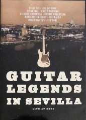 Guitar Legends in Sevilla