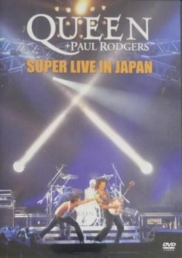Super Live in Japan (Japon seulement)