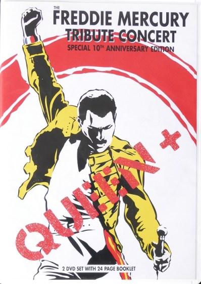 Freddie Mecury Tribute (2x DVD 2002)