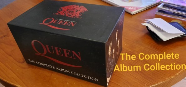complete album collection 1