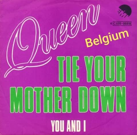 45 tours Belgique