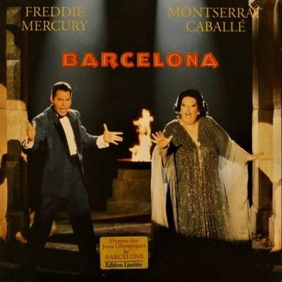 Barcelona 45 Tours