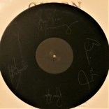 Maxi 45 tours Etched disc