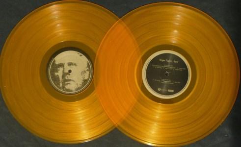 Vinyle jaune - édition limitée