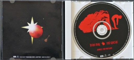 CD Red Special