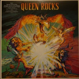 Le Double Vinyle Queen Rocks