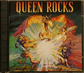 CD Queen Rocks