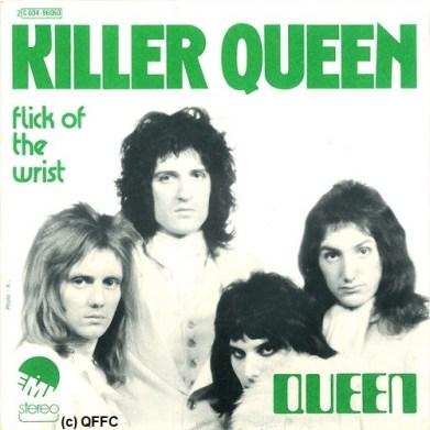 Killer Queen 45 tours France