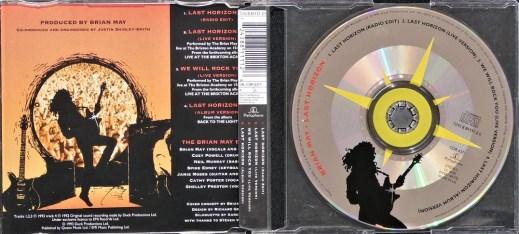 CD Single UK
