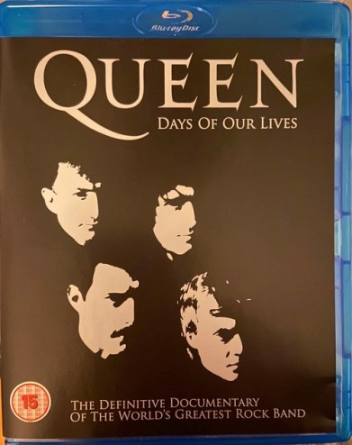 days of our lives docu face blu ray