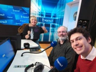 Emilie Mazoyer, Manuel Rabasse, Jorge Moron