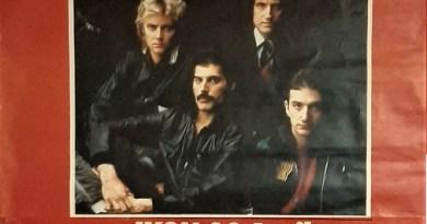 Queen à Lyon 1982