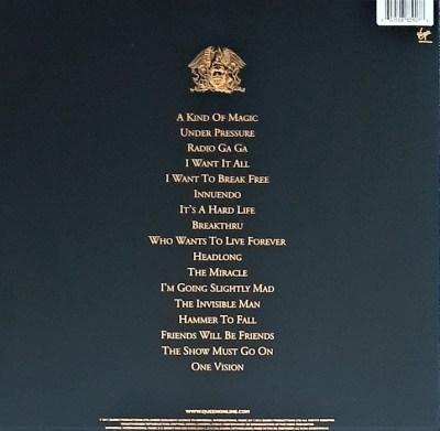 Greatest Hits II - Blue Vinyl 2020