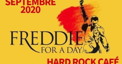 Freddie For A Day Paris